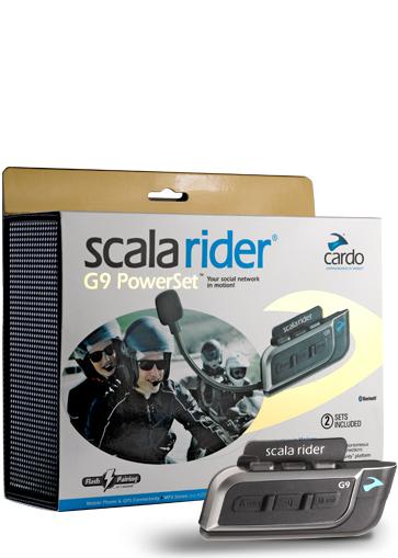 G9 Audio Kit Update Manual Pairing Cardo Systems