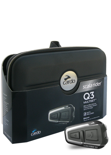 Q3 Audio Kit Update Manual Pairing Cardo Systems