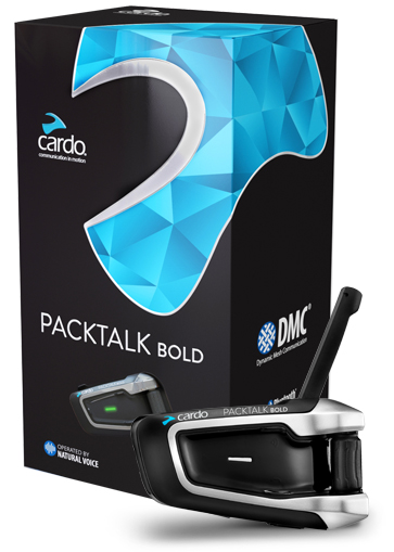PACKTALK BOLD support: manual, app & accessories — Cardo Systems