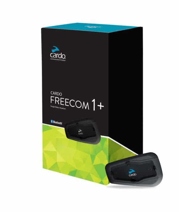 Cardo Freecom1+ with box