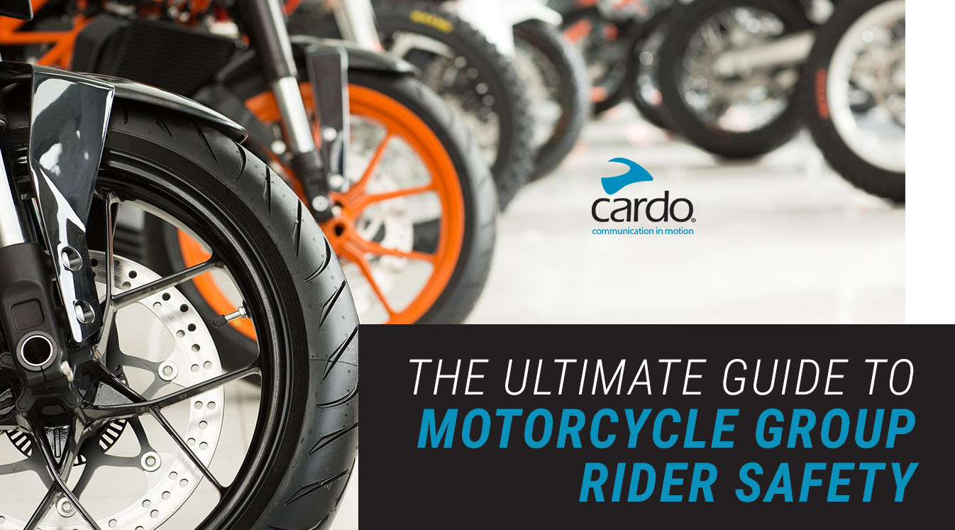 The Ultimate Guide to Motorcycle Group Rider Safety