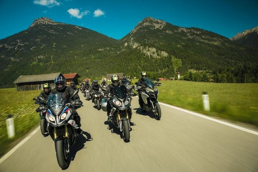 Motorcycle pack
