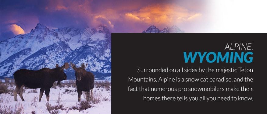 Alpine, Wyoming