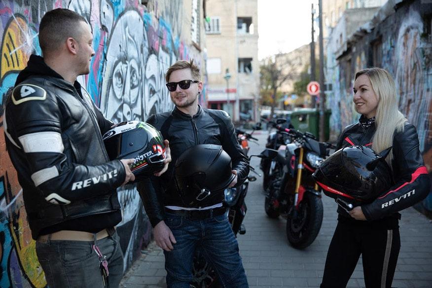 Biker friends