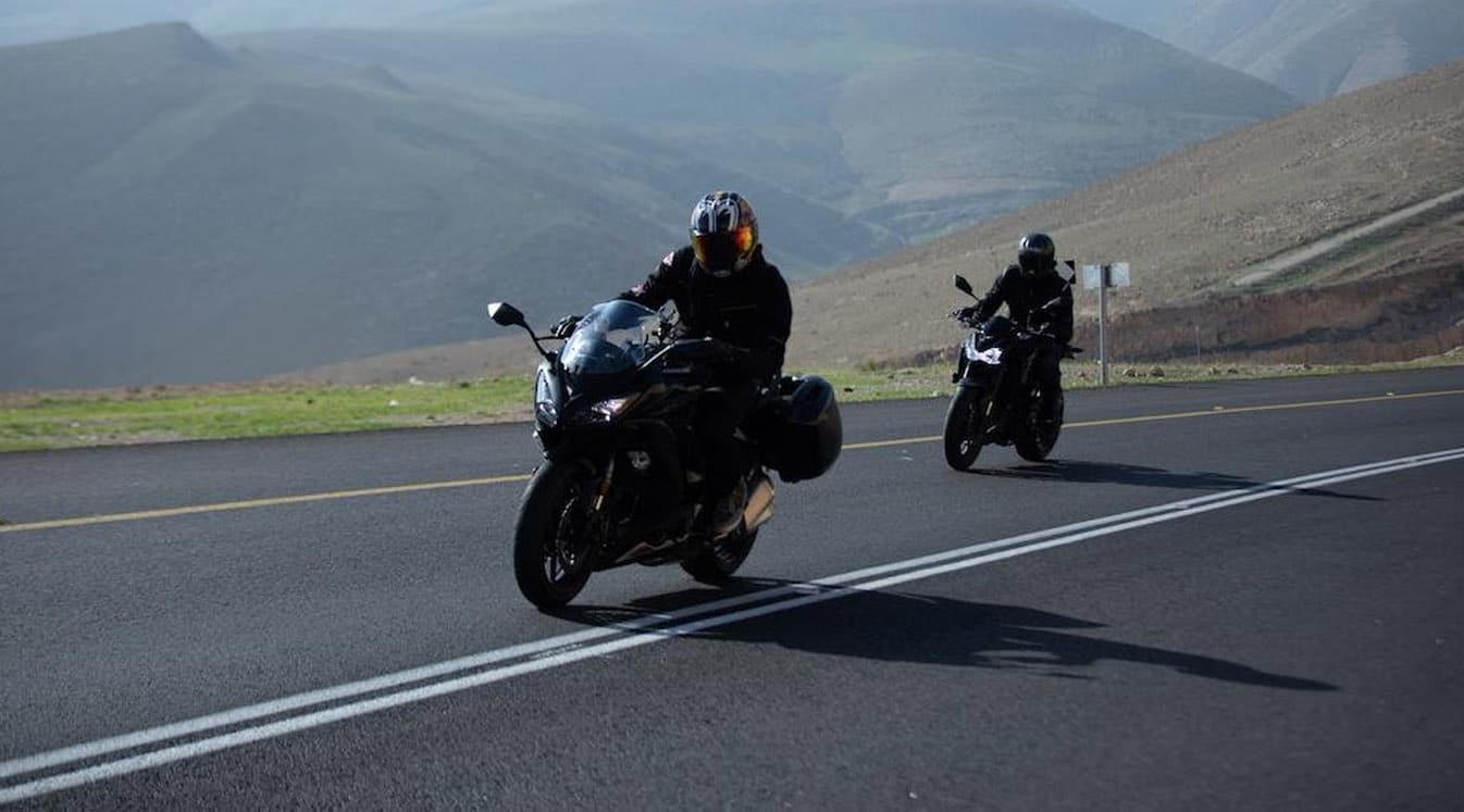 Long Distance Motorcycle Riding The Ultimate Guide