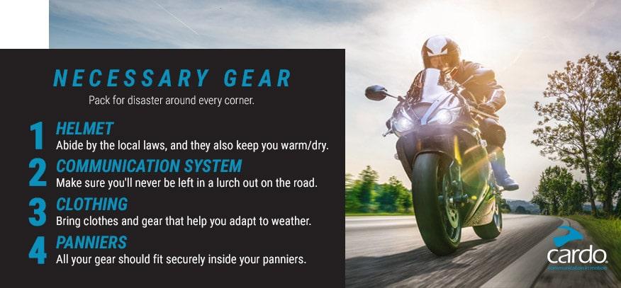 Necessary Gear