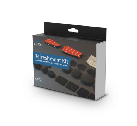 Cardo refreshment kit