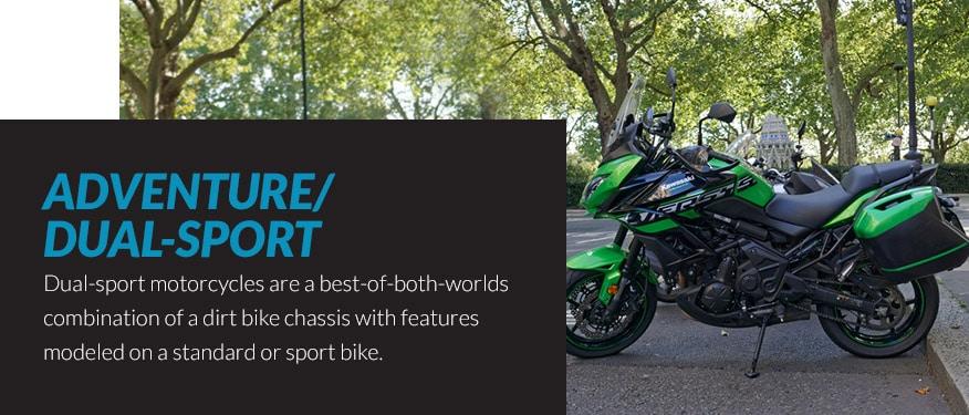 Adventure, Dual-Sport graphic