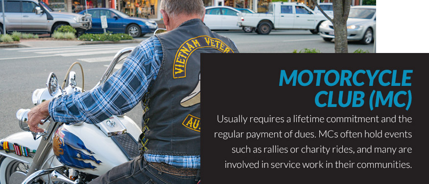 Motorcycle Club (MC)