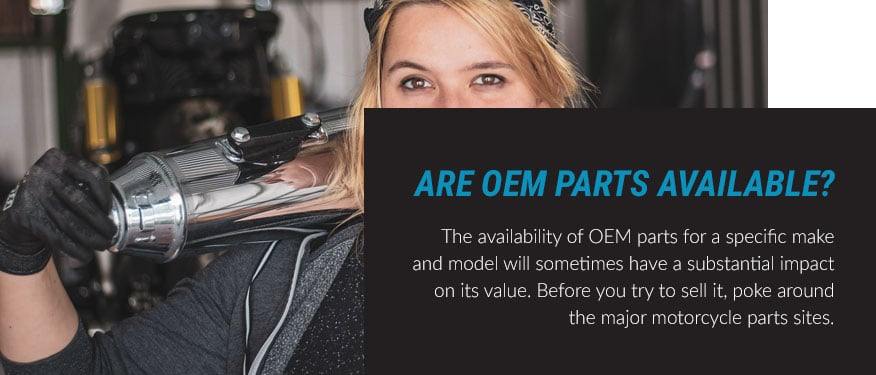 Are OEM parts available