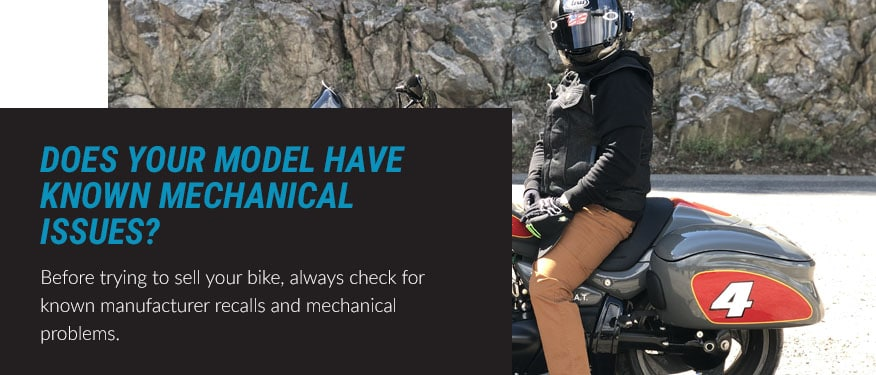 does your model have known mechanical issues