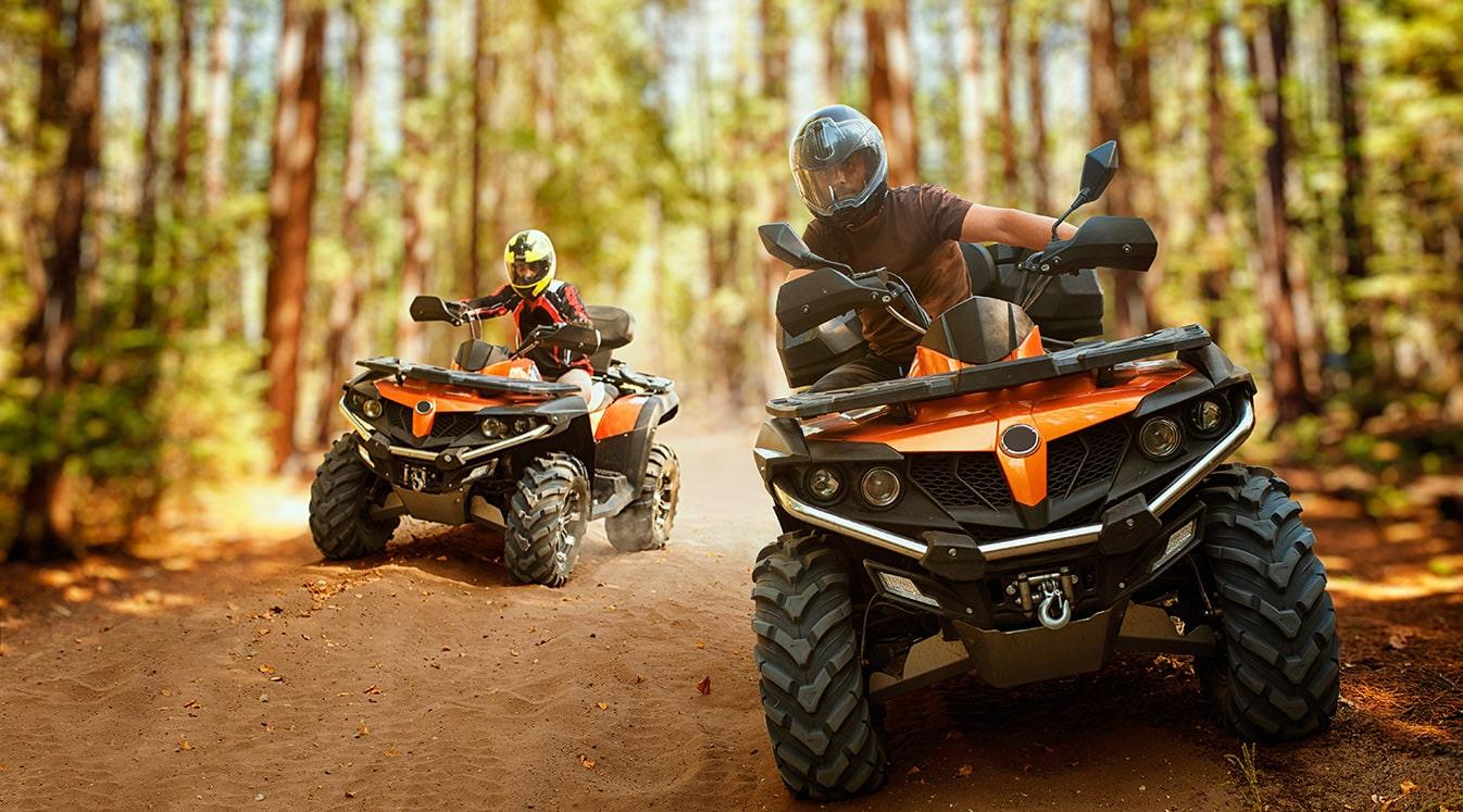 ATV vs Quad vs 4-Wheeler Your Guide