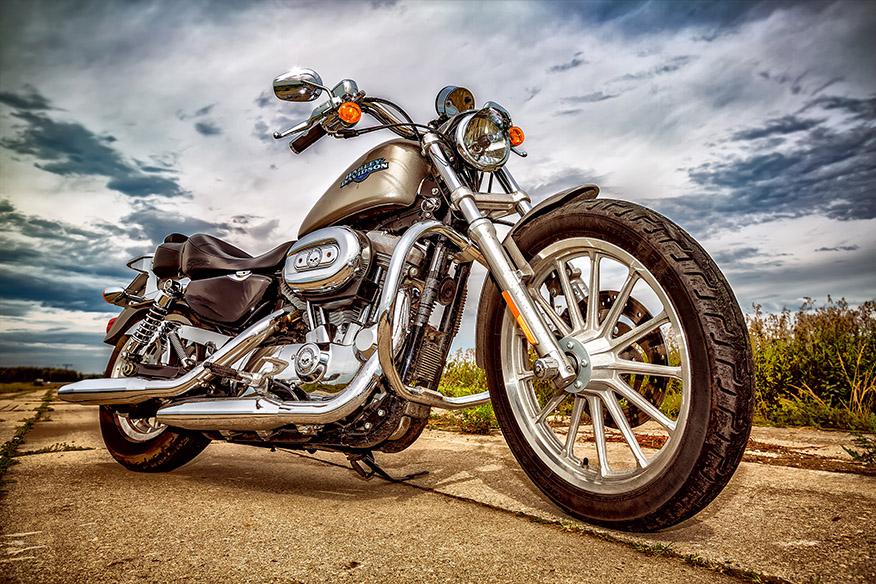 Harley-Davidson Sportster 883 Low